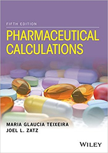 Pharmaceutical Calculations ۵th Edition ۲۰۱۷