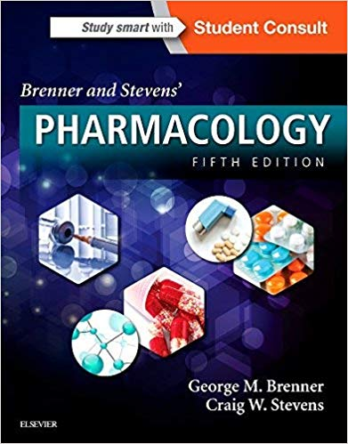 Brenner and Stevens' Pharmacology ۵th Edition