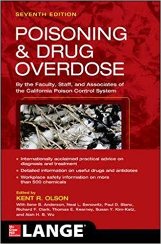 Poisoning and Drug Overdose ۷th Edition