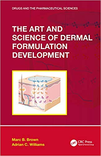 The Art and Science of Dermal Formulation  Development ۱st Edition