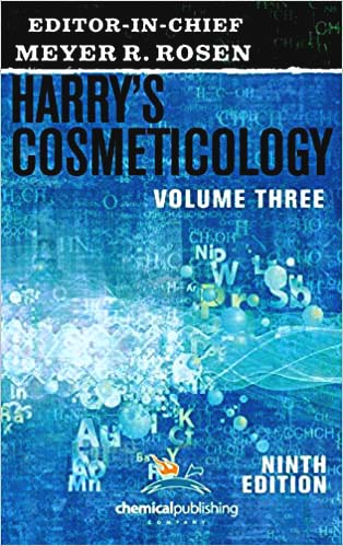 Harry's Cosmeticology ۹th Edition Volume ۳