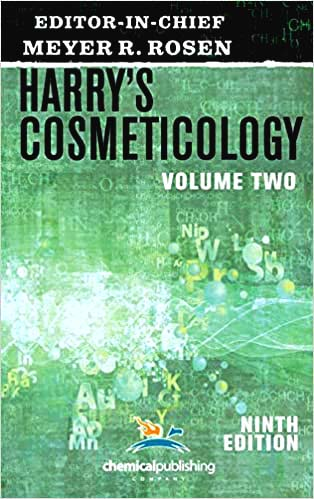 Harry's Cosmeticology ۹th Edition Volume ۲
