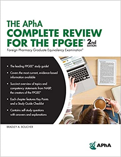 The APhA Complete Review for the FPGEE ۲nd Edition