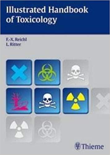 Illustrated Handbook of Toxicology ۱st Edition
