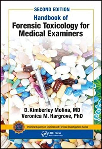 Handbook of Forensic Toxicology for Medical Examiners Paperback , ۲۰۱۸