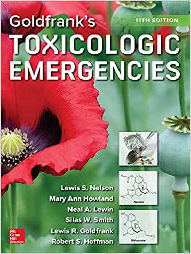 Goldfrank's Toxicologic Emergencies, ۱۱th Edition