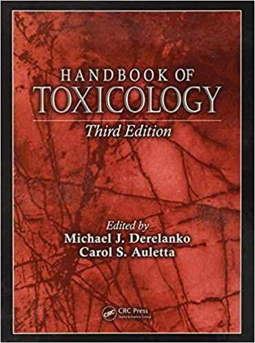 Handbook of Toxicology Hardcover, ۲۰۱۴