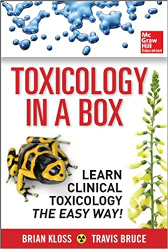 Toxicology in a Box ۱st Edition