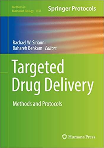 Targeted Drug Delivery: Methods and Protocols (Methods in Molecular Biology, ۱۸۳۱) ۱st ed٫ ۲۰۱۸