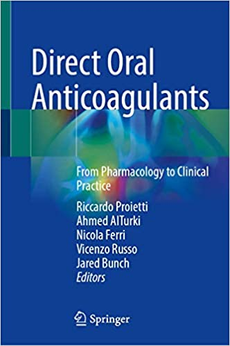 Direct Oral Anticoagulants: From Pharmacology to Clinical Practice