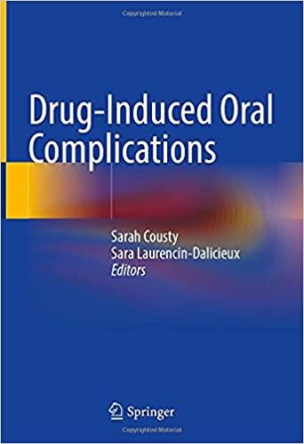 Drug-Induced Oral Complications ۱st ed٫ ۲۰۲۱
